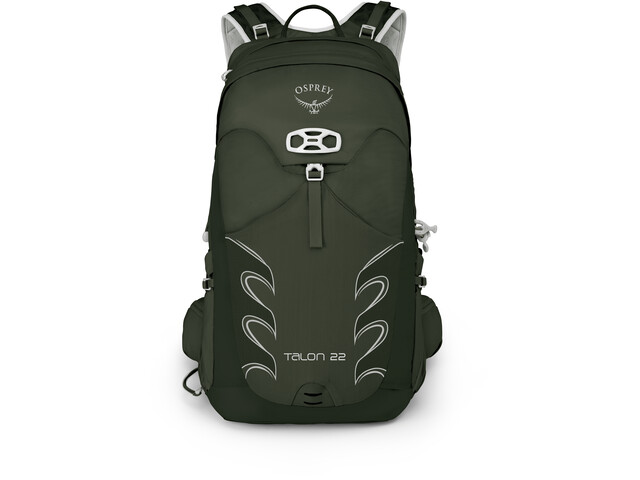 Osprey Talon 22 Backpack Herre yerba green